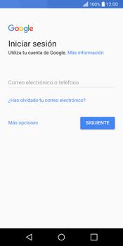 LG Q6 - E-mail - Configurar Gmail - Paso 9