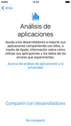 Apple iPhone 6s iOS 10 - Primeros pasos - Activar el equipo - Paso 23
