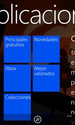 Nokia Lumia 520 - Aplicaciones - Tienda de aplicaciones - Paso 5