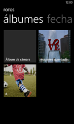Nokia Lumia 520 - Connection - Transferir archivos a través de Bluetooth - Paso 5