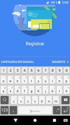 Sony Xperia XZ1 - E-mail - Configurar correo electrónico - Paso 9