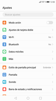 Huawei Mate 9 - MMS - Configurar el equipo para mensajes multimedia - Paso 3
