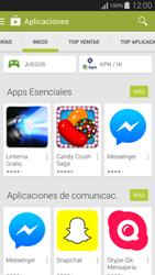 Samsung G850F Galaxy Alpha - Aplicaciones - Descargar aplicaciones - Paso 5