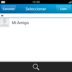 BlackBerry Q5 - MMS - Escribir y enviar un mensaje multimedia - Paso 6