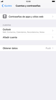Apple iPhone 8 Plus - E-mail - Configurar Outlook.com - Paso 10