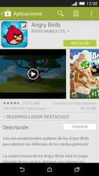 HTC One M8 - Aplicaciones - Descargar aplicaciones - Paso 17