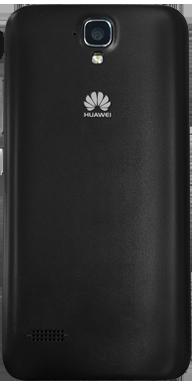Huawei Y5 - Primeros pasos - Quitar y colocar la batería - Paso 2