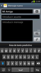 Samsung I9300 Galaxy S III - MMS - Escribir y enviar un mensaje multimedia - Paso 10