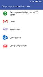 HTC 10 - E-mail - Configurar correo electrónico - Paso 5