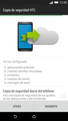 HTC One M8 - Primeros pasos - Activar el equipo - Paso 15