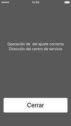 Apple iPhone SE - MMS - Configurar el equipo para mensajes de texto - Paso 6