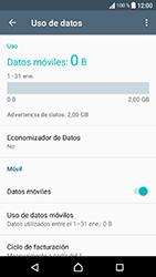 Sony Xperia XA1 - Internet - Activar o desactivar la conexión de datos - Paso 5