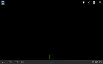 Samsung P7500 Galaxy Tab 10-1 - Red - Uso de la camára - Paso 10