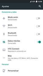 HTC 10 - Internet - Ver uso de datos - Paso 4