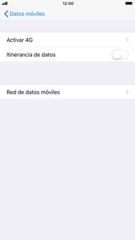 Apple iPhone 8 Plus - Internet - Configurar Internet - Paso 9