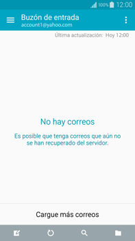 Samsung N910F Galaxy Note 4 - E-mail - Configurar Yahoo! - Paso 10