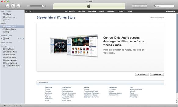 Apple iPad 2 - Aplicaciones - Tienda de aplicaciones - Paso 7