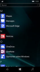 Microsoft Lumia 950 - MMS - Configurar el equipo para mensajes de texto - Paso 3