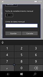 Microsoft Lumia 950 - Internet - Ver uso de datos - Paso 12
