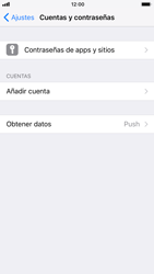 Apple iPhone 6s iOS 11 - E-mail - Configurar Outlook.com - Paso 4