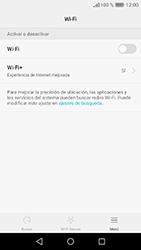 Huawei Y6 (2017) - WiFi - Conectarse a una red WiFi - Paso 4