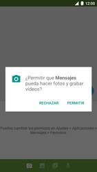 BQ Aquaris U - MMS - Escribir y enviar un mensaje multimedia - Paso 10