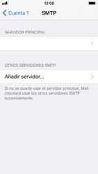 Apple iPhone 5s - iOS 11 - E-mail - Configurar correo electrónico - Paso 17