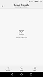 Huawei Y6 (2017) - E-mail - Escribir y enviar un correo electrónico - Paso 4
