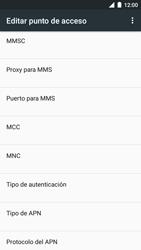 BQ Aquaris U - MMS - Configurar el equipo para mensajes multimedia - Paso 11