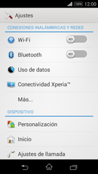 Sony D2203 Xperia E3 - Connection - Conectar dispositivos a través de Bluetooth - Paso 4