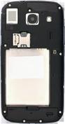 Samsung I8260 Galaxy Core - Primeros pasos - Quitar y colocar la batería - Paso 3