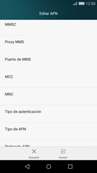 Huawei P8 Lite - Internet - Configurar Internet - Paso 14