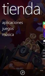 Nokia Lumia 520 - Aplicaciones - Tienda de aplicaciones - Paso 4