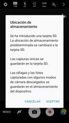 Samsung Galaxy S7 - Red - Uso de la camára - Paso 4