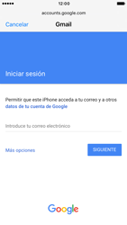 Apple iPhone 6 iOS 10 - E-mail - Configurar Gmail - Paso 6