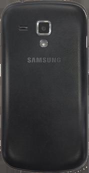 Samsung S7560 Galaxy Trend - Primeros pasos - Quitar y colocar la batería - Paso 2
