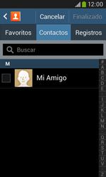 Samsung S7580 Galaxy Trend Plus - MMS - Escribir y enviar un mensaje multimedia - Paso 6
