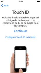 Apple iPhone SE - iOS 11 - Primeros pasos - Activar el equipo - Paso 11