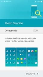 Samsung Galaxy S7 - Primeros pasos - Activar el equipo - Paso 21