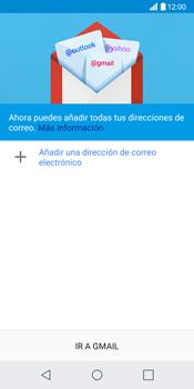 LG G6 - E-mail - Configurar Gmail - Paso 5
