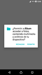Sony Xperia XA1 - Connection - Transferir archivos a través de Bluetooth - Paso 4