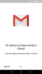 Huawei P9 - E-mail - Configurar Gmail - Paso 4