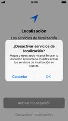 Apple iPhone SE - iOS 11 - Primeros pasos - Activar el equipo - Paso 22