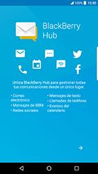 BlackBerry DTEK 50 - E-mail - Configurar Yahoo! - Paso 4