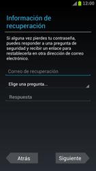 Samsung I9300 Galaxy S III - Primeros pasos - Activar el equipo - Paso 14