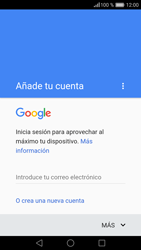 Huawei P9 - E-mail - Configurar Gmail - Paso 9