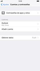 Apple iPhone 6s iOS 11 - E-mail - Configurar Outlook.com - Paso 10