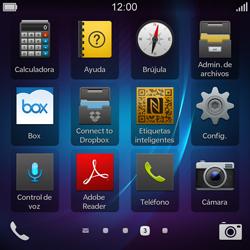 BlackBerry Q5 - Internet - Activar o desactivar la conexión de datos - Paso 3