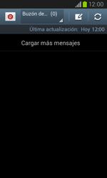 Samsung I8260 Galaxy Core - E-mail - Configurar correo electrónico - Paso 4