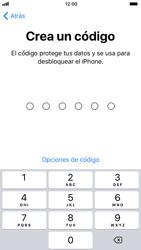 Apple iPhone 6s iOS 11 - Primeros pasos - Activar el equipo - Paso 13